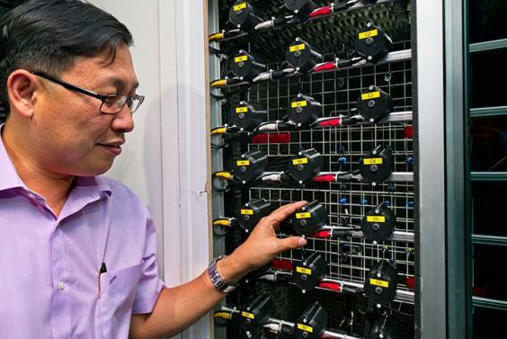 Professor Gan Woon Seng, Director for NTU's Centre for Infocomm Technology, led the research. (Nanyang Technological University)