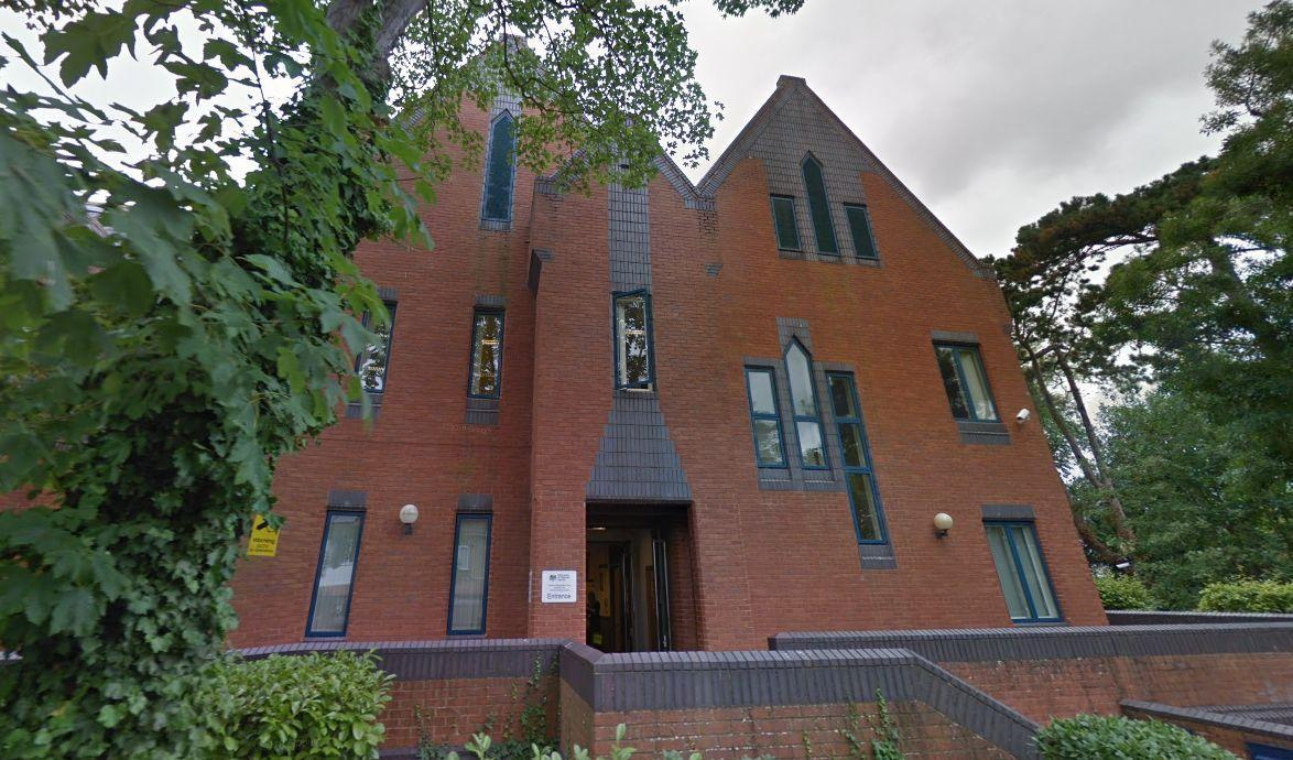 Baker was jailed for 20 weeks at Taunton Magistrates' Court (Google)