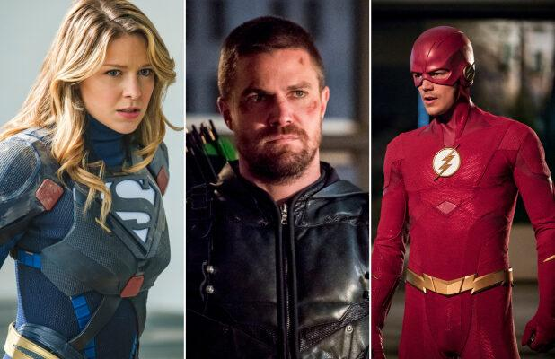 CW Superhero Shows 'The Flash,' 'Arrow' and 'Supergirl' to Get Audio Series