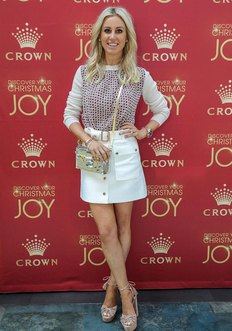 Sydney PR queen Roxy Jacenko's Sydney offices have been targeted for the third time in two weeks, this time the Paddington building pelted with ink-injected eggs. Source: Getty
