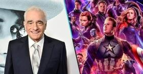 'We need cinema to step up': Martin Scorsese criticises Marvel films again