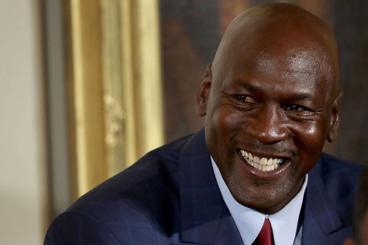 "<p>Before he became world famous for putting the ball in the net, Air Jordan was just another <a rel=""nofollow"" href=""https://people.com/archive/michael-jordan-vol-39-no-19/"">Boy Scout</a> learning how to tie a knot. While MJ never made Eagle Scout, that never kept him from soaring.</p>"