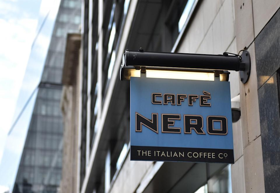 """<p>Caffe Nero's staff members on Glassdoor complain of long shifts with only one 20-minute break in that time.<br><br>One employee wrote: """"You are required to be at the store 20 minutes before your shift starts, otherwise you are marked as late. I was routinely asked to start work immediately upon arrival, so that's 20 minutes of free labour you never get back.""""<br><br>However, staff members also applauded the firm for its friendly working environment, generous food discounts, and unlimited free coffee.<br><br>Caffè Nero said: """"At Caffè Nero, we have a long history of creating a culture of career development – employing enthusiastic, hardworking individuals and equipping them with the skills needed to run a small business. We offer great careers, invest in our teams and they tell us that they have fun at work.""""<br><br>(John Keeble/Contributor) </p>"""