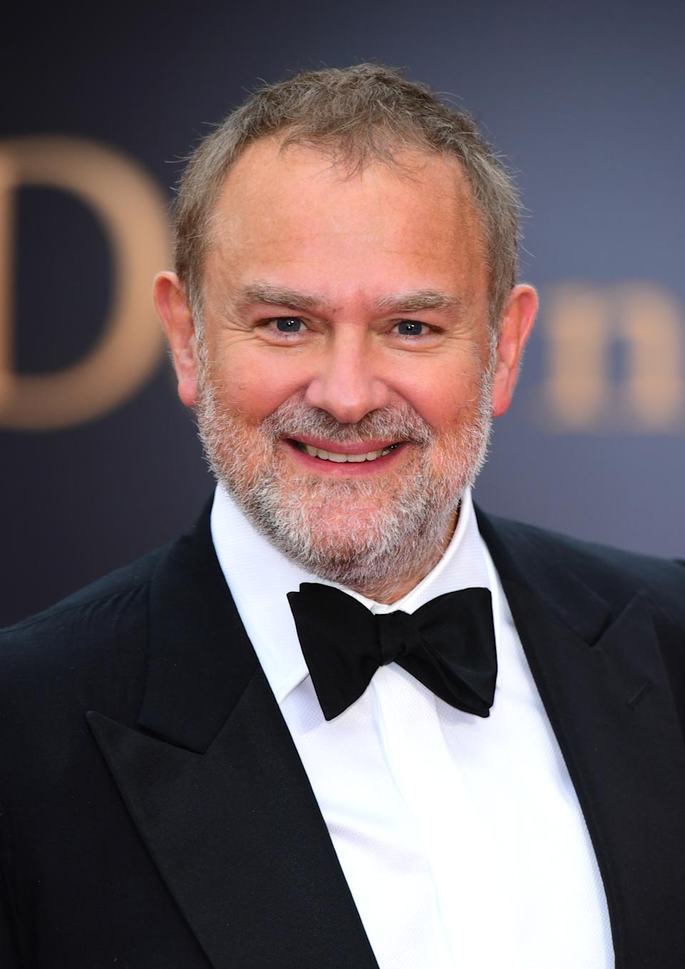 Hugh Bonneville attending the world premiere of Downton Abbey, held at the Cineworld Leicester Square, London.