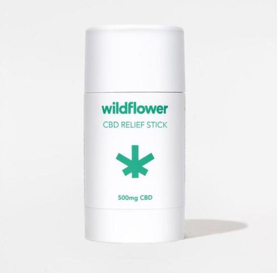 wildflower, best cbd cream for pain