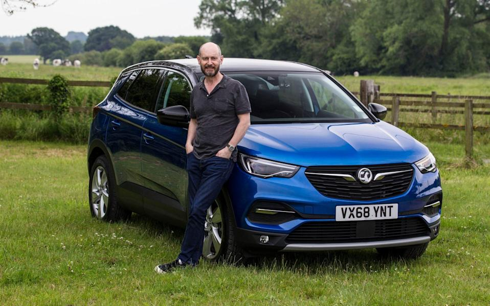 Vauxhall's Grandland X is one of Britain's most popular SUVs. Does it have the hallmarks of a future classic? - Jeff Gilbert