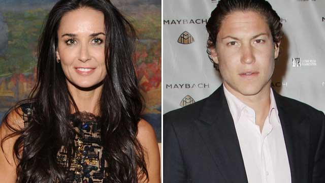 Demi Moore Dating 26-Year-Old Man?