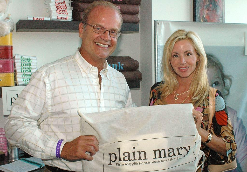 "At one time, Kelsey Grammer was pulling in over $1 million per episode of ""Frasier."" Getting free stuff must be nice! Alison Buck/<a href=""http://www.wireimage.com"" target=""new"">WireImage.com</a> - September 13, 2007"