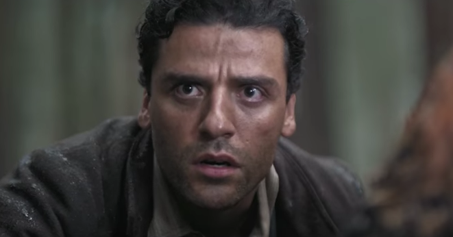 Oscar Isaac in 'The Promise'