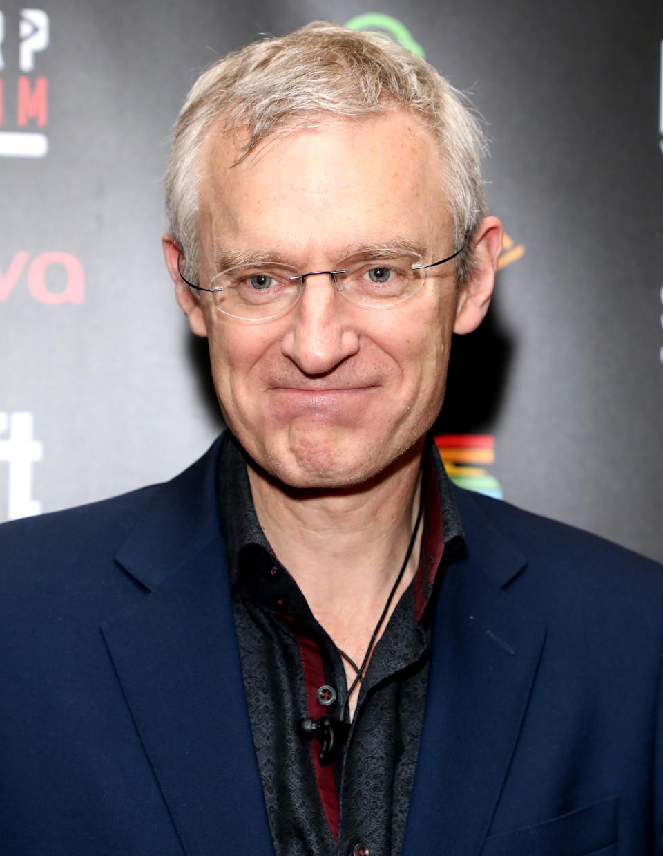 File photo dated 04/03/20 of Jeremy Vine attending The Audio and Radio Industry Awards held at The London Palladium, London. Jeremy Vine has said Channel 5 is treating quiz show Eggheads as if it is a