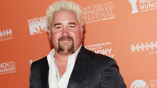 Guy Fieri and More Maligned Food Network Stars