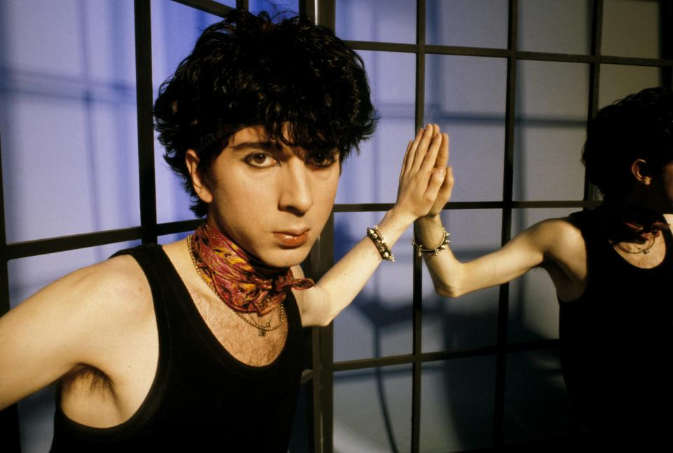 Marc Almond's opened up on the reaction to Soft Cell. (Photo by Fin Costello/Redferns)