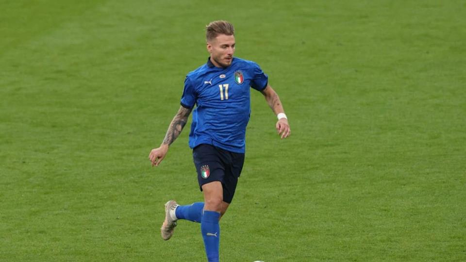 Ciro Immobile | Marc Atkins/Getty Images