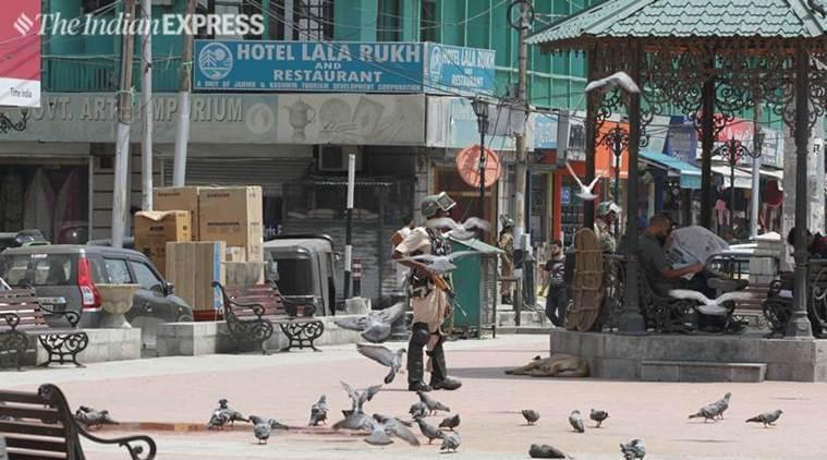 Alice Wells expressed concern over continued detentions in occupied Kashmir