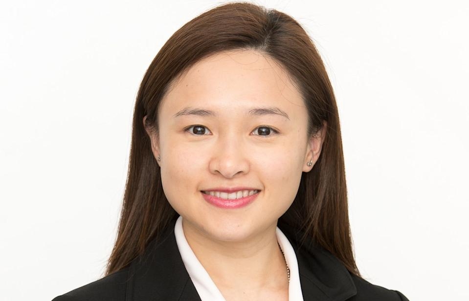 HSBC Guernsey's Carrie Ng