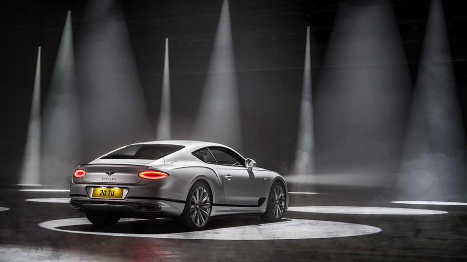 2022 Bentley Continental GT Speed
