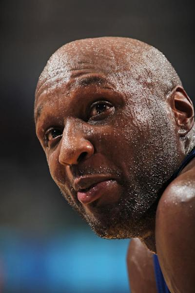 MEMPHIS, TN - MAY 3: Lamar Odom #7 of the Los Angeles Clippers during the game against the Memphis Grizzlies in Game Six of the Western Conference Quarterfinals during the 2013 NBA Playoffs on May 3, 2013 at FedExForum in Memphis, Tennessee. (Photo by Joe Murphy/NBAE via Getty Images)