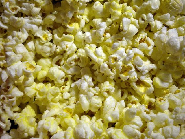 "<div class=""caption-credit""> Photo by: White93</div><div class=""caption-title"">Pop-Secret Homestyle Popcorn</div><p>   Popcorn should be a great snack. It is a whole grain, naturally low in calories, and <a rel=""nofollow"" href=""http://www.mnn.com/food/healthy-eating/stories/popcorn-may-be-healthier-than-some-fruits-and-vegetables"">recent research</a> has found that popped kernels are surprisingly high in antioxidants, even higher than many fruits and vegetables. So where did this super-snack go super-wrong? In the hands of food manufacturers, that's where. How does this version compare to an order of McDonald's Kids <a rel=""nofollow"" href=""http://nutrition.mcdonalds.com/nutritionexchange/nutritionfacts.pdf"">Fries</a> ? A serving of Pop-Secret has 70 more calories, 7 grams more total fat, 2 grams more saturated fat, 4.5 grams more trans fat, and 310 milligrams more sodium than the fried spuds.   <br> </p> <p>   <i>Serving size: 2 tablespoons unpopped</i>   <br>   <i>Calories: 170</i>   <br>   <i>Total fat: 12 grams</i>   <br>   <i>Saturated fat: 2.5 grams</i>   <br>   <i>Trans fat: 4.5 grams</i> < </p>"