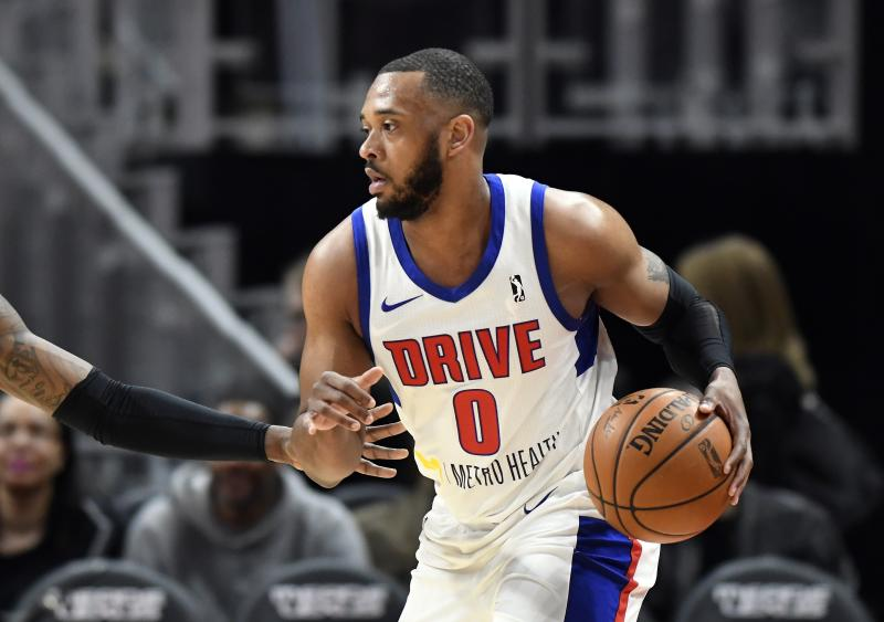 Mother of G League player who died sues National Basketball Association