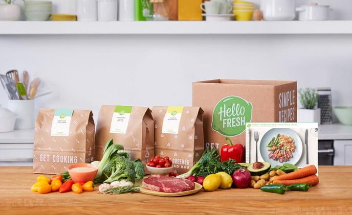 Hello Fresh vs. Blue Apron: Which meal-delivery service is ...