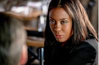 <p>Karen joined Yellowstone in season 3 as Willa Hayes, who teamed up with Roarke to try and take down the Dutton family.</p><p>The actress has appeared in a number of TV shows and movies, but most recently had a major part on <em>The Morning Show. </em></p>