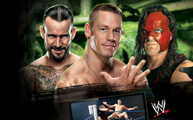 WWE Shows Now Available on Hulu Plus