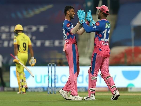Rajasthan Royals defeated CSK by 7 wickets (Image: IPL Twitter)