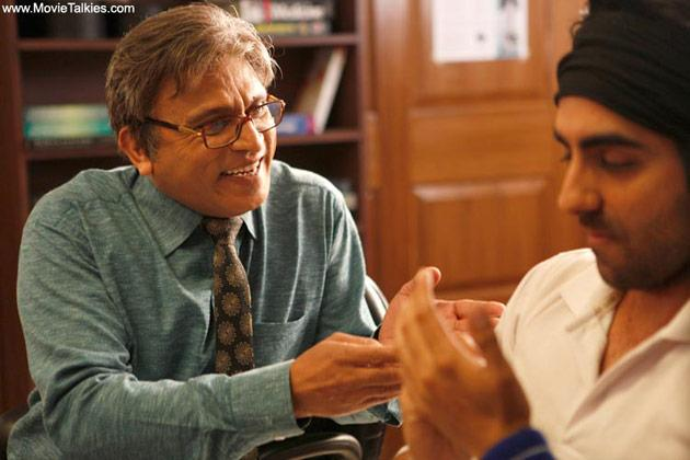 The award for the best Supporting Actor has been conferred on Shri Anu Kapur for the film Vicky Donor.