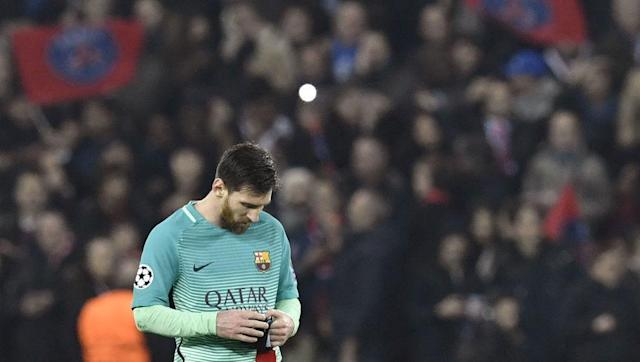 <p><strong>They don't look unbeatable anymore</strong></p> <br><p>Let's not exaggerate here: Barcelona wins most of their games. Out of 47 games this season, they won 33 and only lost 6. But 6 losses is already as much as their total for their last two seasons, and the defeats they conceded are somewhat worrying. </p> <br><p>In particular, that PSG defeat. Against a brilliant PSG team at the Parc des Princes, Barcelona completely drowned, incapable of playing their game against Paris' fierce pressing and great intensity. The attacking trio was completely helpless, muzzled by a brilliant defence. And if it wasn't for an abysmal performance from the Parisians in the second leg, they'd probably be out of the Champions League today. </p> <br><p>Watching PSG v Barcelona 1st leg, the likes of Bayern, Real or Juventus, who are probably Barça's biggest contenders to the final victory, now have the recipe to tear this team apart. </p>