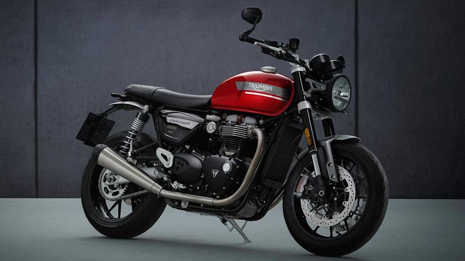 2021 Triumph Bonneville Speed Twin debuts with a 1,200cc motor
