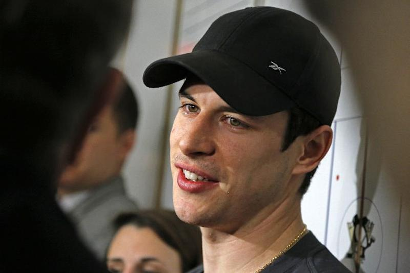 """Penguins Sidney Crosby says aching wrist is """"good"""""""
