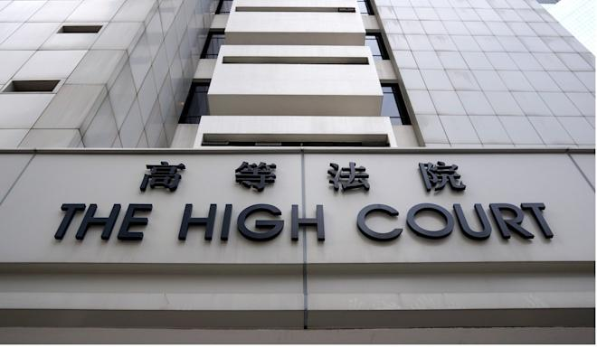 The High Court ruled the government's mask ban was invalid. Photo: Fung Chang