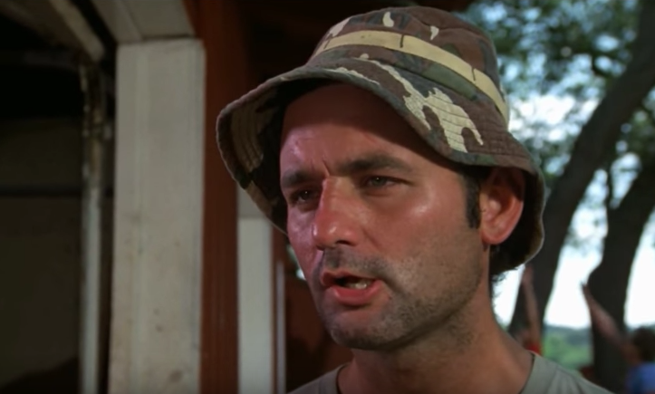 decde534bb4a9 Bill Murray Set to Open His Second  Caddyshack -Themed Bar Outside ...