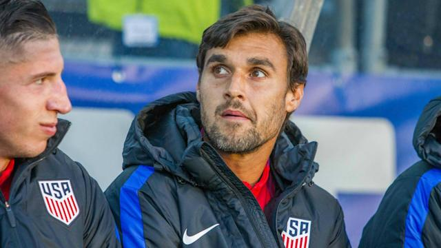 The 34-year-old striker brings the U.S. squad to 26 players ahead of matches against Honduras and Panama.