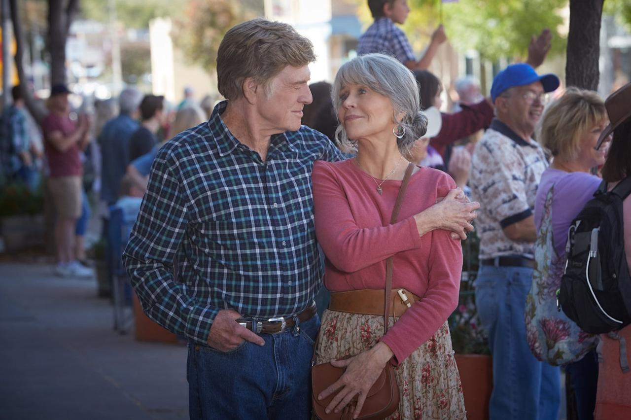 'Our Souls at Night', with Robert Redford and Jane Fonda, will premiere at the Venice Film Festival before its release on Netflix on September 29.