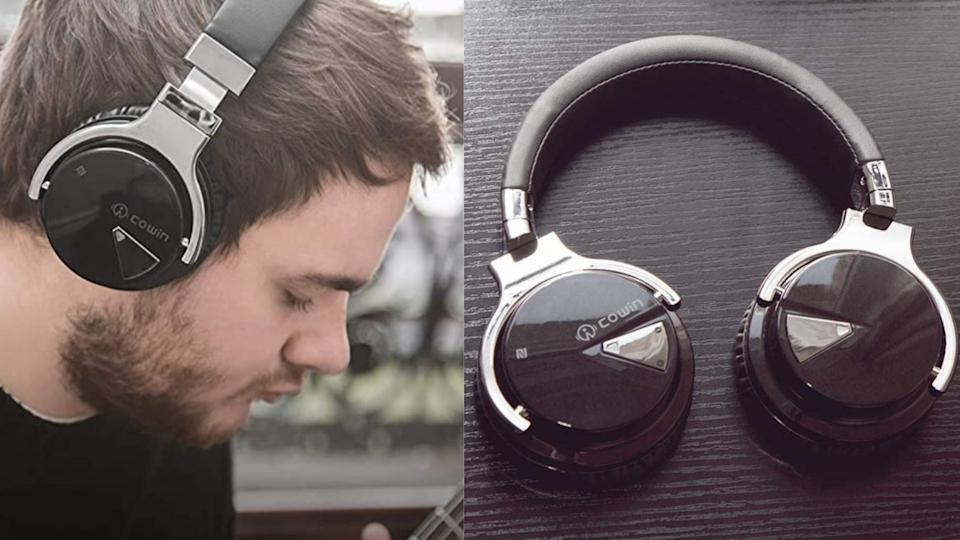 Cowin E7 headphones are available on Amazon.