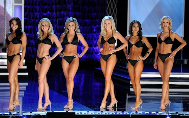 The Miss America pageant announced that the swimsuit competition will no longer feature in the contest (AFP Photo/Ethan Miller)