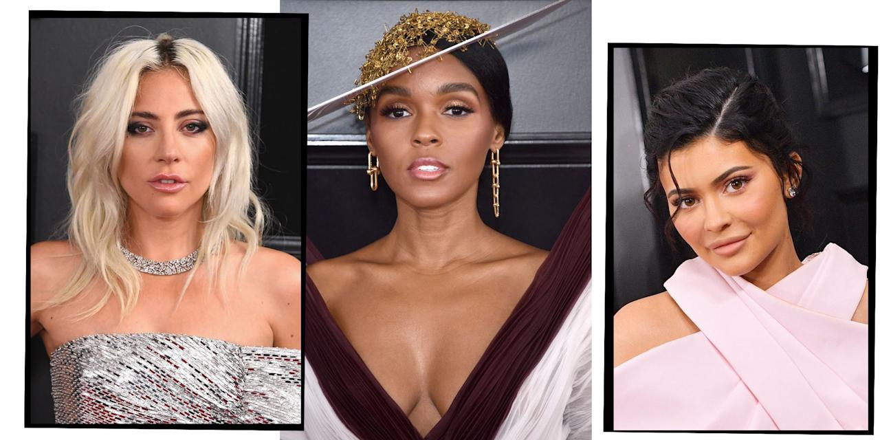 <p>Tonight's Grammy Awards did not disappoint in the beauty department, with everything from monochrome pink make-up to '90s and '70s inspired hair-and, of course, Cardi B being capital-E Extra. See who topped our list for best hair and make-up, ahead.</p>