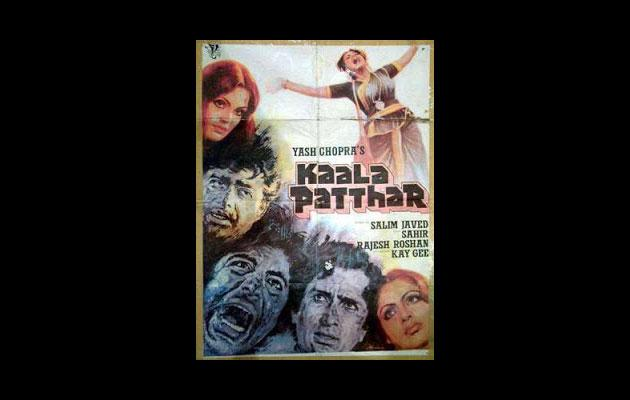 Of all the Bengali characters in Bollywood, Rakhee in Kaala Patthar probably had the most subtle appearance. She was introduced as Dr Sudha Sen – an idealistic doctor in a coal mine clinic. She spoke no Bengali in the film and restricted herself to wearing Bengal handloom sarees to show her roots.