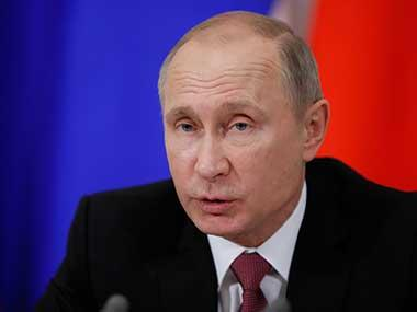 In New Year letters, Vladimir Putin says Russia open for dialogue with US, pledges continued support to Syria