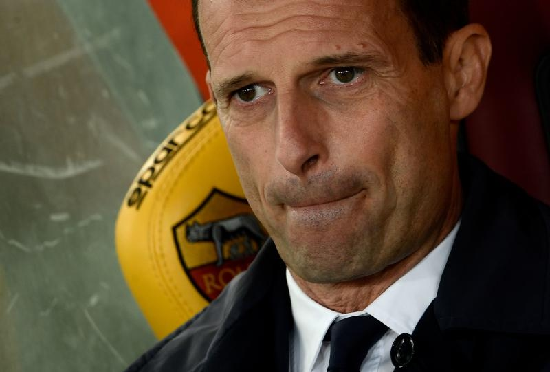 Who might step into Allegri's shoes at Juventus?