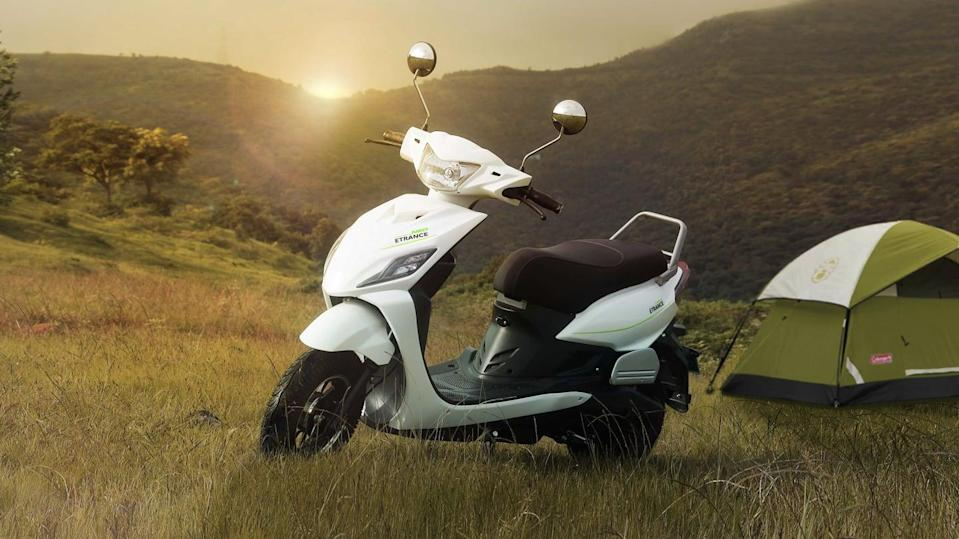 PURE ETRANCE NEO e-scooter to be launched on December 1