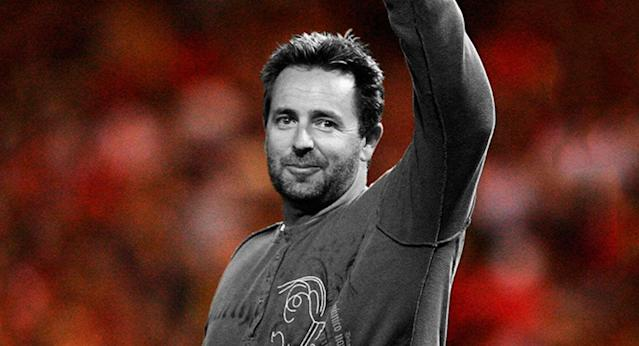 "<p>For Kevin Millar, baseball has always been more than a game; it's been a way of life. The former MLB player spent 12 years in the big leagues, playing first base for the Florida Marlins, Boston Red Sox, Baltimore Orioles, and Toronto Blue Jays. In 2004, he was a key member of the Red Sox team... <a href=""https://www.fatherly.com/play/former-mlb-player-kevin-millar-parenting-baseball/"" rel=""nofollow noopener"" target=""_blank"" data-ylk=""slk:View Article"" class=""link rapid-noclick-resp"">View Article</a></p> <p>The post <a href=""https://www.fatherly.com/play/former-mlb-player-kevin-millar-parenting-baseball/"" rel=""nofollow noopener"" target=""_blank"" data-ylk=""slk:Former MLB Star Kevin Millar Has Some Damn Fine Advice For Sports Dads"" class=""link rapid-noclick-resp"">Former MLB Star Kevin Millar Has Some Damn Fine Advice For Sports Dads</a> appeared first on <a href=""https://www.fatherly.com"" rel=""nofollow noopener"" target=""_blank"" data-ylk=""slk:Fatherly"" class=""link rapid-noclick-resp"">Fatherly</a>.</p>"