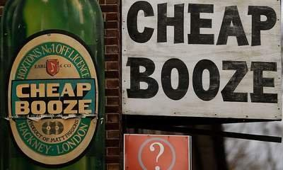 Cheap Booze: Ministers To Reveal Curb Plans