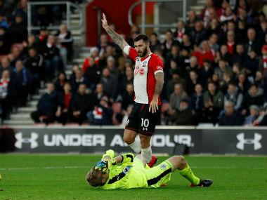 Premier League: Southampton striker Charlie Austin handed two-match ban for making offensive gesture towards fans