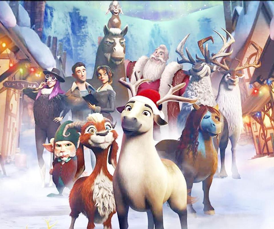 """<p>When Blitzen announces an abrupt retirement, a miniature horse named Elliot tries to make Santa's team. Can he beat the tough North Pole tryouts? This 90-minute movie, with voices by Josh Hutcherson, John Cleese, Martin Short and Samantha Bee, is for all the world's underdogs (or underhorses, as the case may be). </p><p><a class=""""link rapid-noclick-resp"""" href=""""https://www.netflix.com/title/80215046"""" rel=""""nofollow noopener"""" target=""""_blank"""" data-ylk=""""slk:WATCH NOW"""">WATCH NOW</a></p>"""