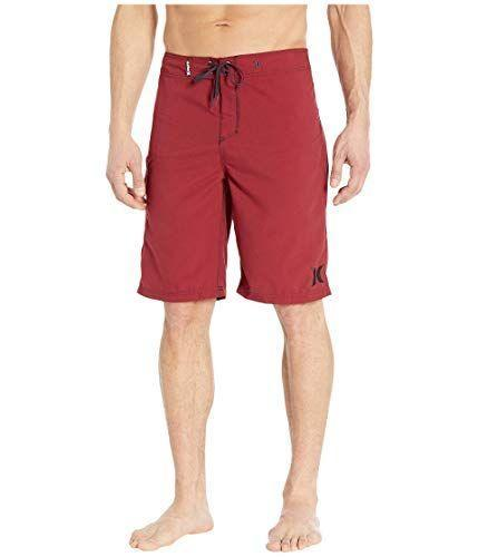 """<p><strong>Hurley</strong></p><p>amazon.com</p><p><strong>$33.95</strong></p><p><a href=""""https://www.amazon.com/dp/B07YZKQ4DH?tag=syn-yahoo-20&ascsubtag=%5Bartid%7C2139.g.36560974%5Bsrc%7Cyahoo-us"""" rel=""""nofollow noopener"""" target=""""_blank"""" data-ylk=""""slk:BUY IT HERE"""" class=""""link rapid-noclick-resp"""">BUY IT HERE</a></p><p>Fans of long board shorts, look no further than Hurley's signature One & Only shorts. With 21-inches in length, they give you the coverage you love and need. This version also comes in extended sizing for big guys who are looking for a reliable swimsuit. </p>"""