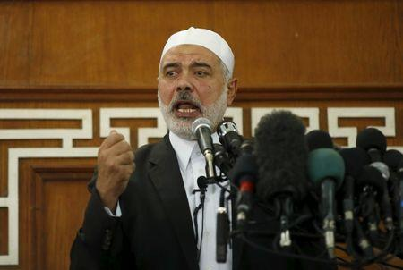 Hamas Elects Former Deputy Haniyeh to Head Political Office