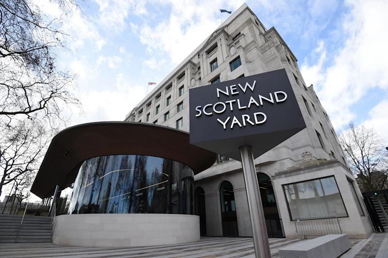 Hit back: The Metropolitan Police have slammed a damning independent watchdog report: Kirsty O'Connor/PA