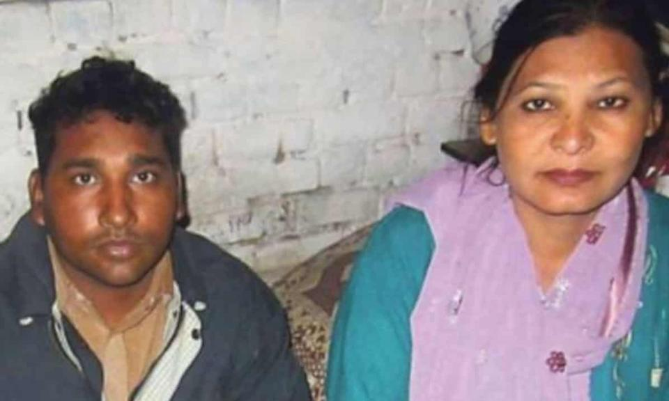 Shafqat Emmanuel and Shagufta Kausar are appealing the sentence. Source: Jubilee Campaign